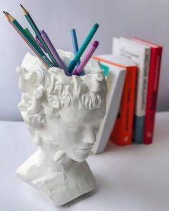 Vase Head скульптура