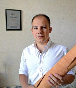 Игорь Балабанов, основатель бренда Balabanoff