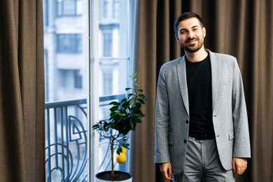 Артем Афян, управляющий партнер Juscutum