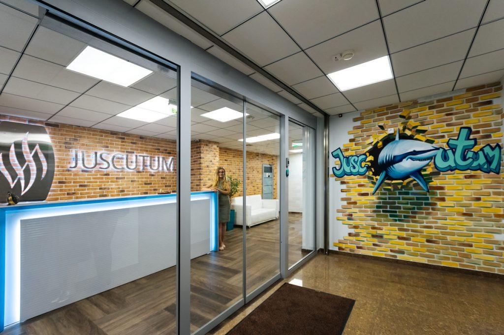 Офис Juscutum