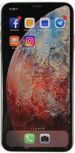 Любимые приложения Сергея Дидковского на iPhone Xs
