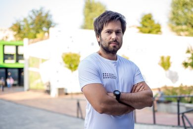 Андрей Комаровский, Sector X