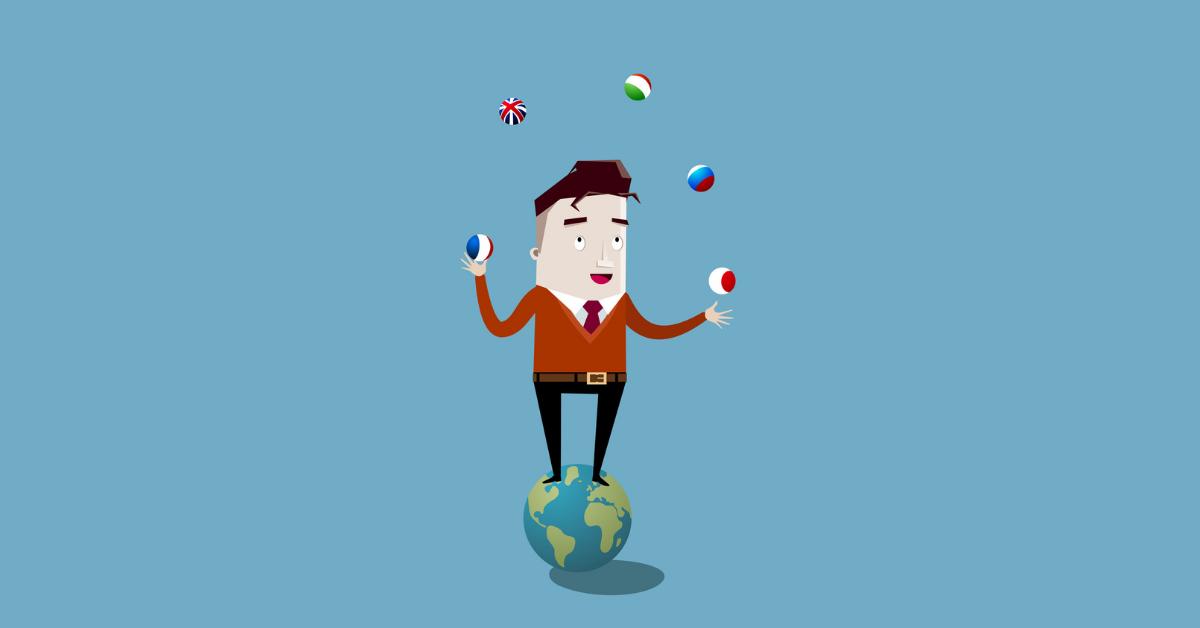 Учите иностранные языки. Понимание логики других языков поможет найти общий язык с бизнес-партнерами