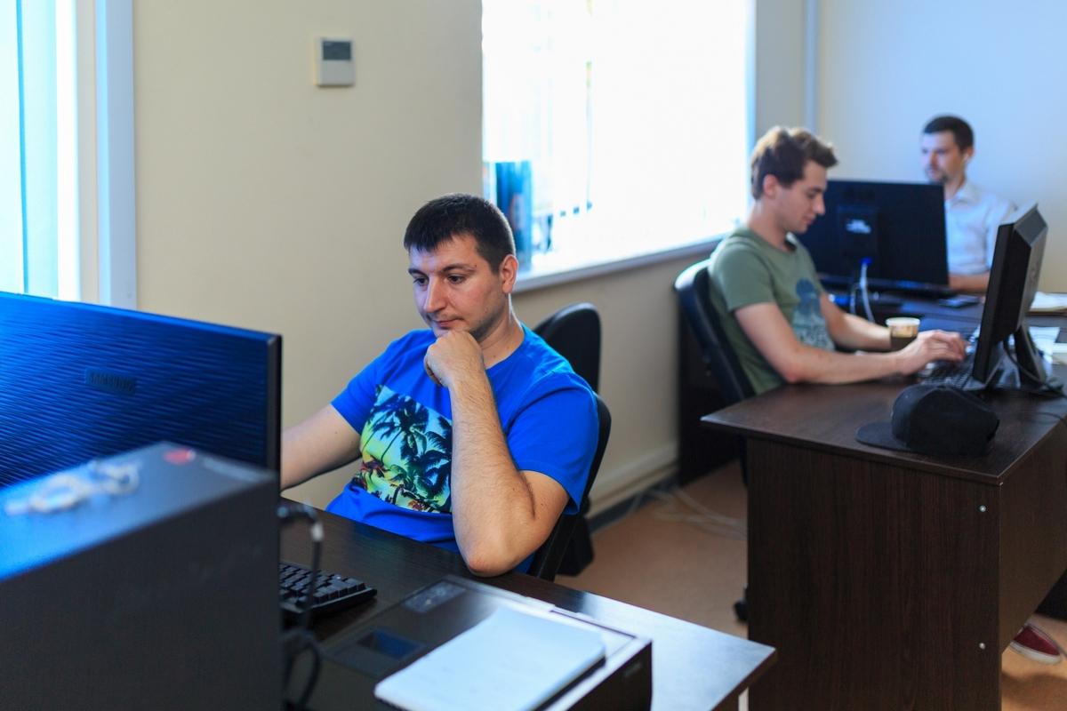 В двух офисах DOK.ua работают больше 200 сотрудников