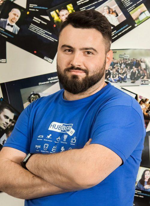 Артем Шевченко, основатель Hubber