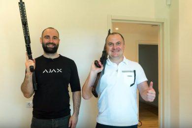 Александр Колб и Александр Конотопский