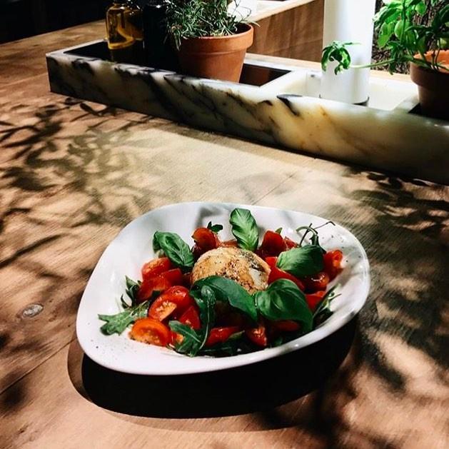 Блюда во всех ресторанах Vapiano готовят по единой технологии