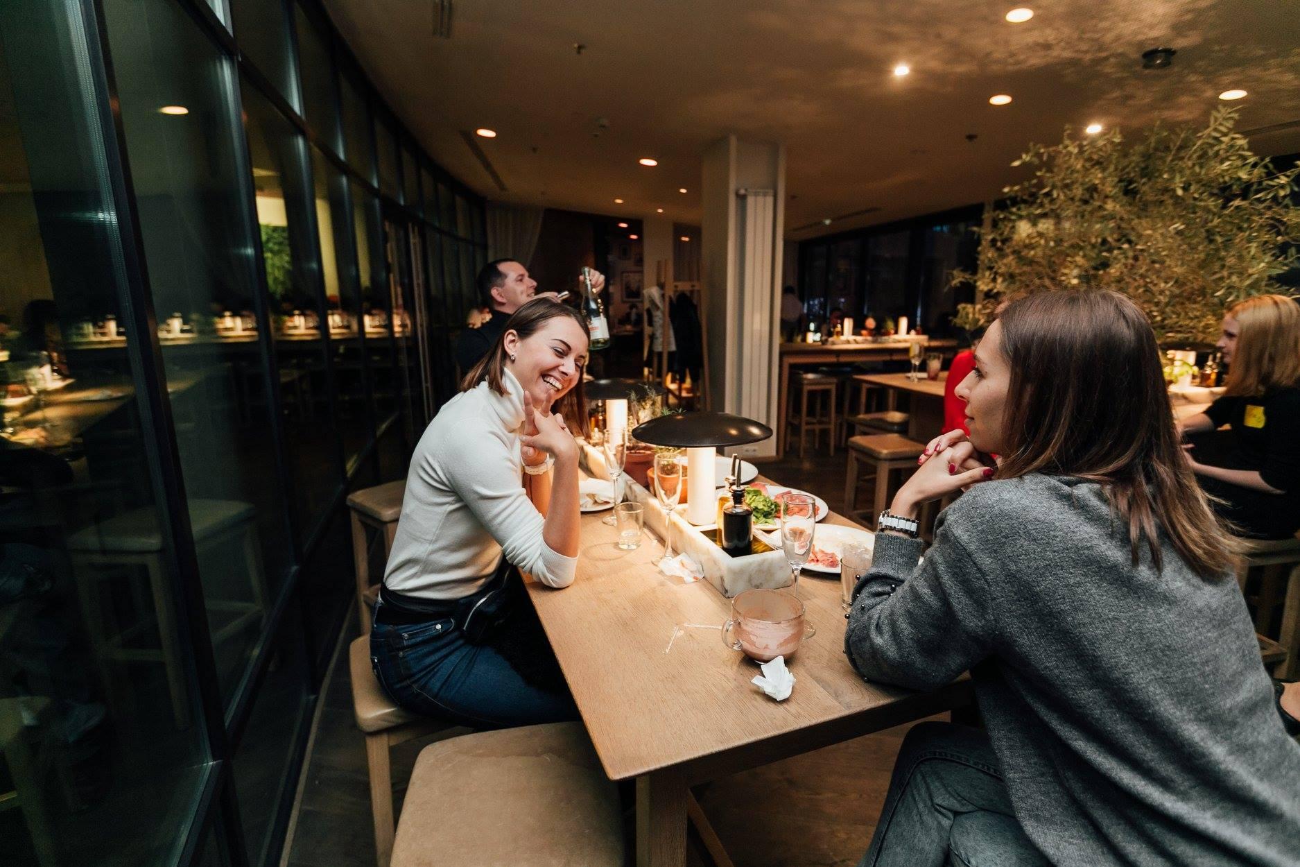 В день каждый ресторан Vapiano посещают 500-600 человек