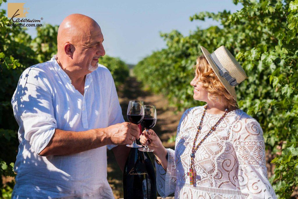 Винодельня «Колонист»
