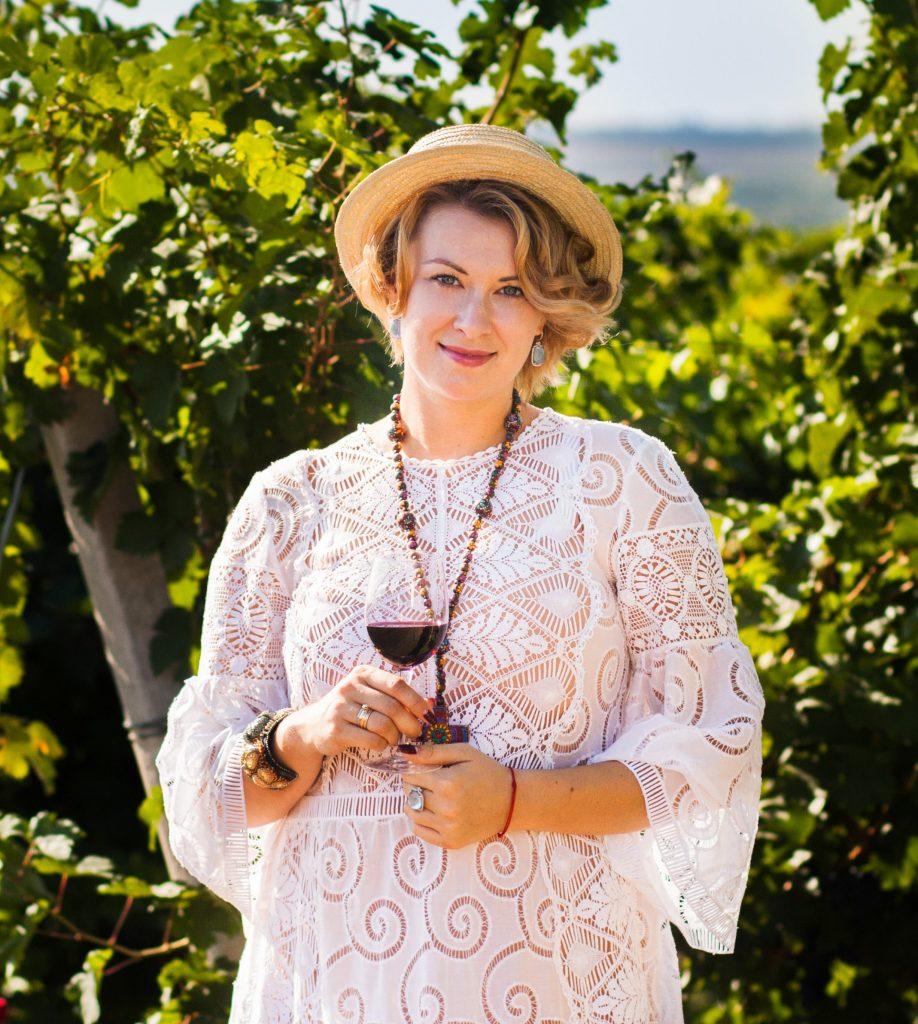 Алла Плачкова, совладелица винодельни «Колонист»