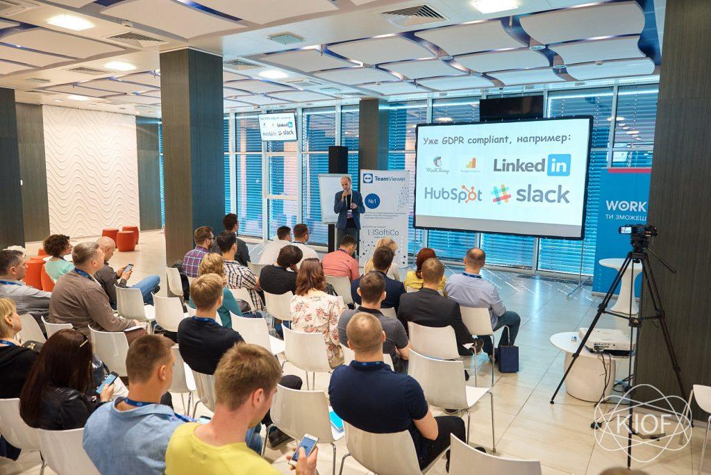 Kyiv IT Outsourcing Forum