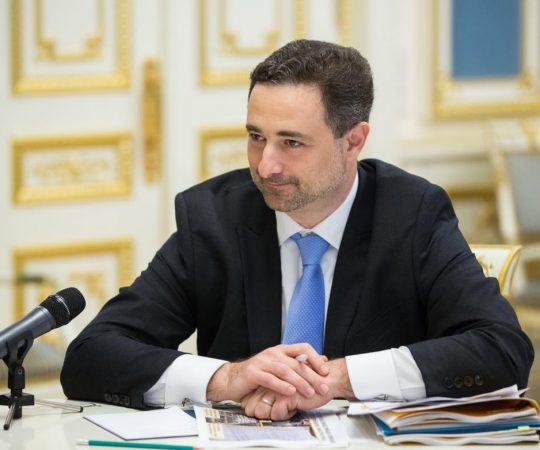 Игорь Смелянский, «Укрпочта»