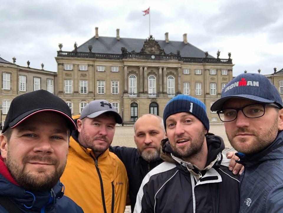 Предприниматели в Дании