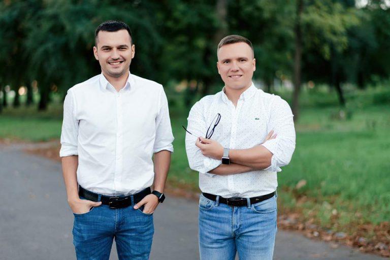 Андрей Маренчук и Артур Лупашко