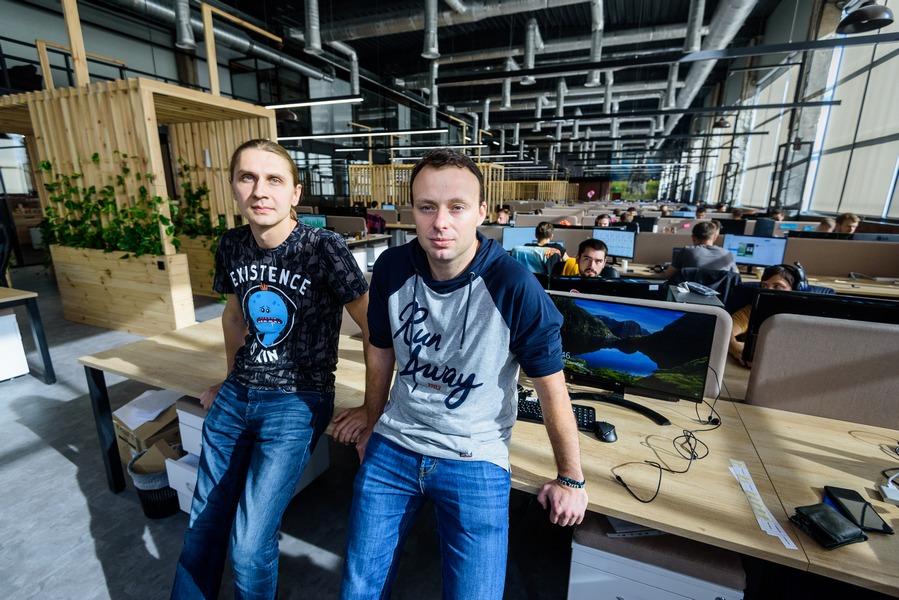 Киевский офис компании Jooble