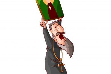 «Меня зовут Гавриил и я послушник в монастыре». Идеальное мотивационное письмо от веб-студии Vintage