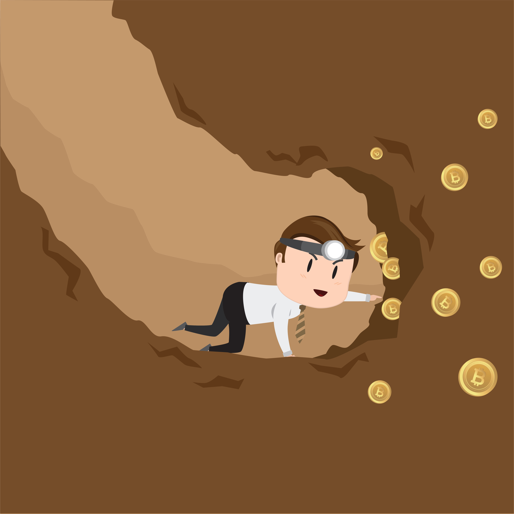 Зарплата $300, а оборот криптовалюты − $1,9 млн в день. Что в Bloomberg написали об Украине