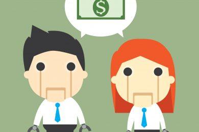 На Work.ua підрахували зарплатню, яку пропонують роботодавці. Виглядає не дуже щедро