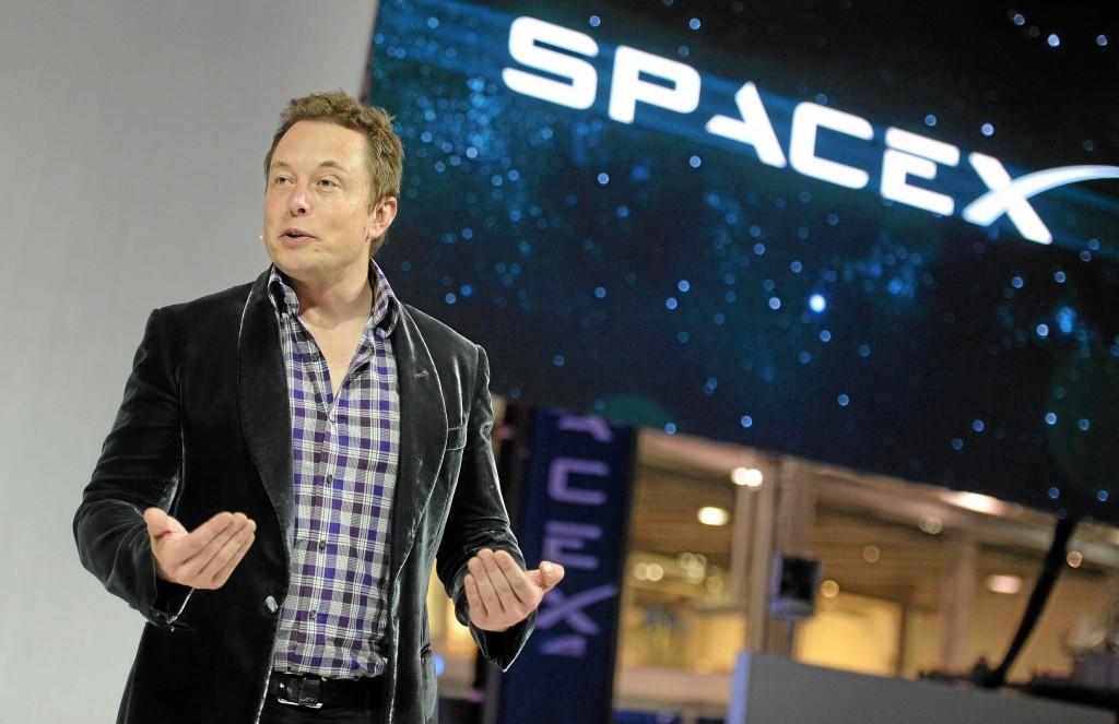 Илон Маск. SpaceX
