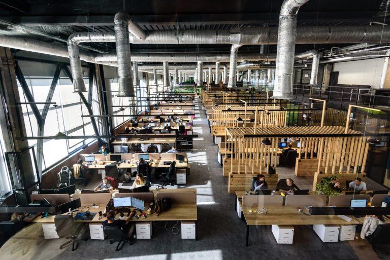 Офис компании Jooble