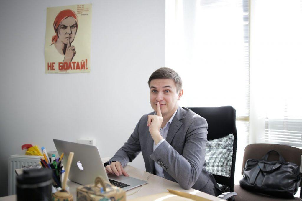 Сотрудники отдела продаж «Бизнес-Конструктора»
