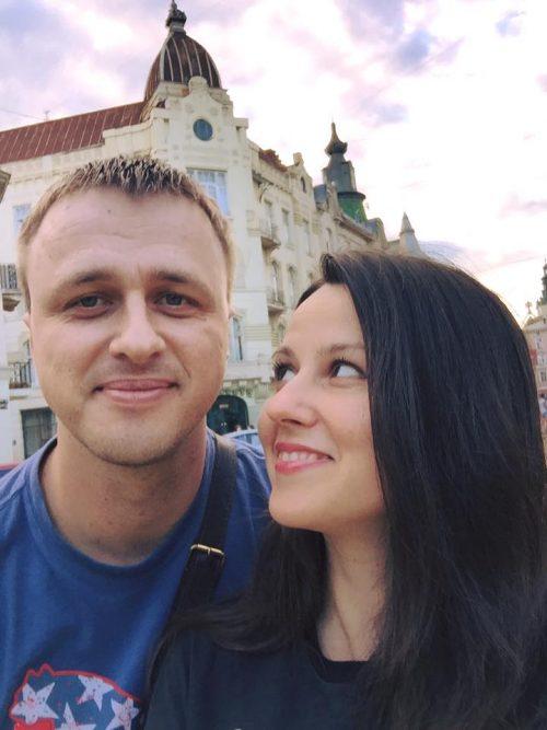 Максим и Юлия Петрик