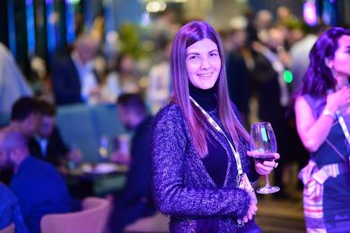 Екатерина Осадчук на IT Arena