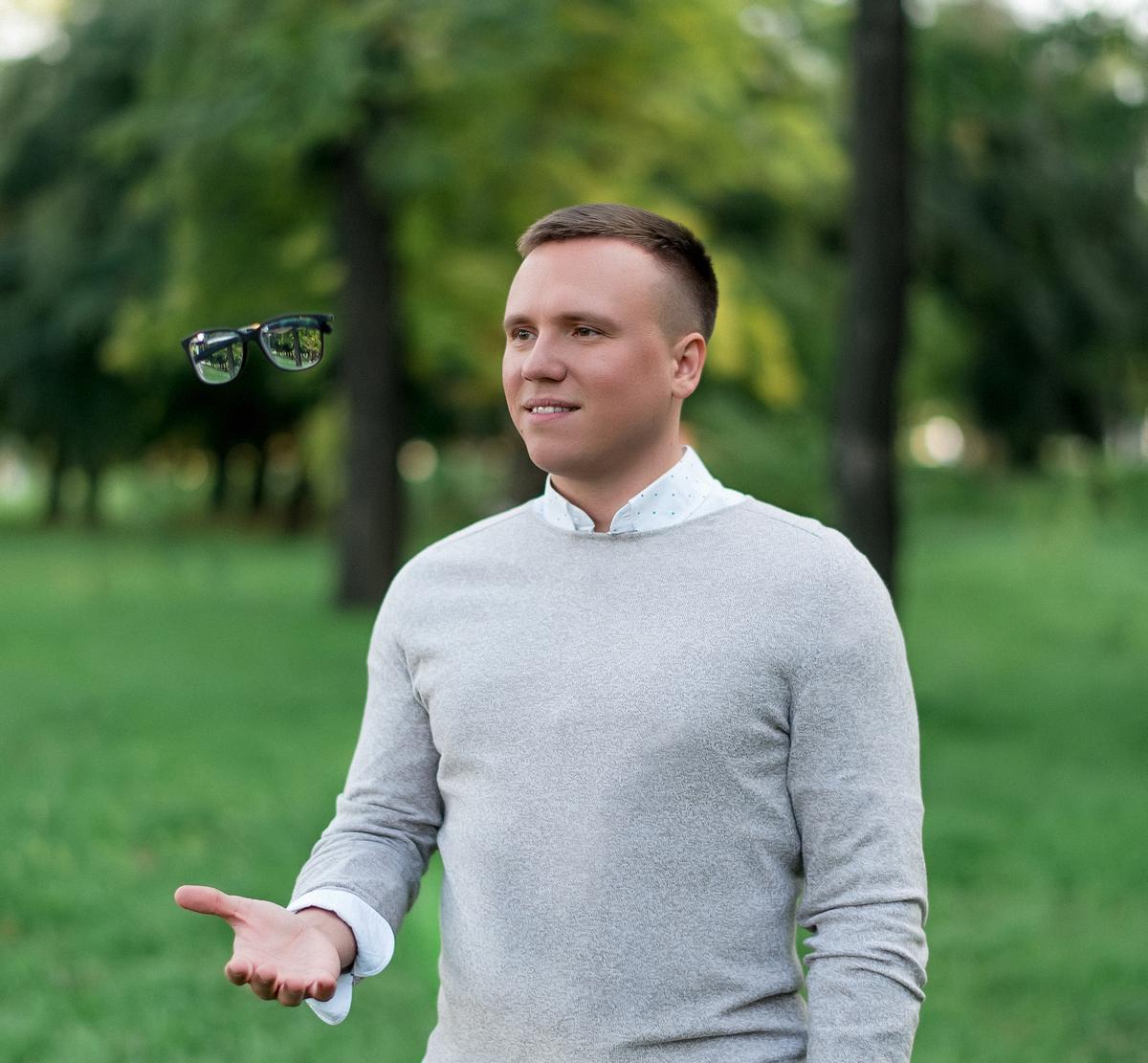 Артур Лупашко, генеральный директор Ribas Hotels Group