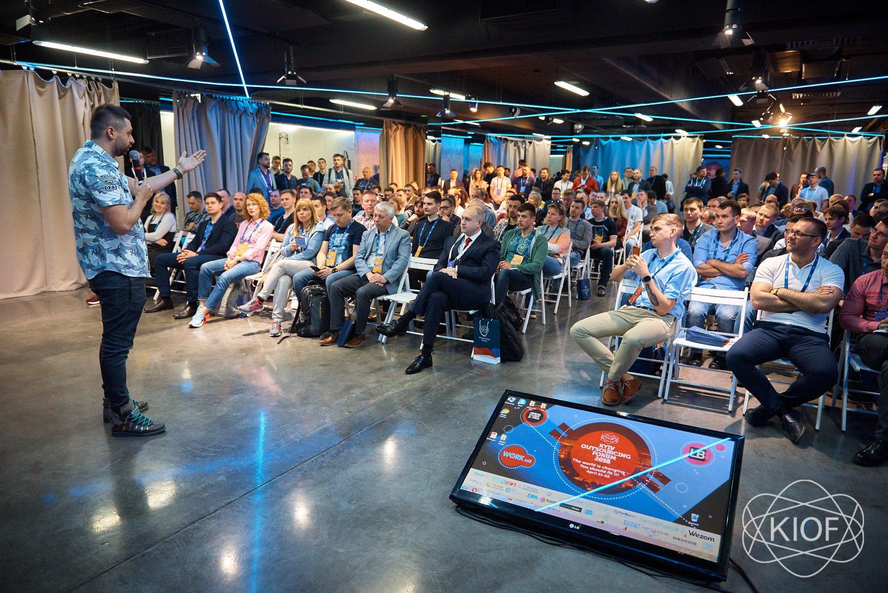 Как построить IT-бизнес в Украине? Спикеры из TemplateMonster, Insoft Capital и Sloboda Studio расскажут на Kyiv IT Outsourcing Forum