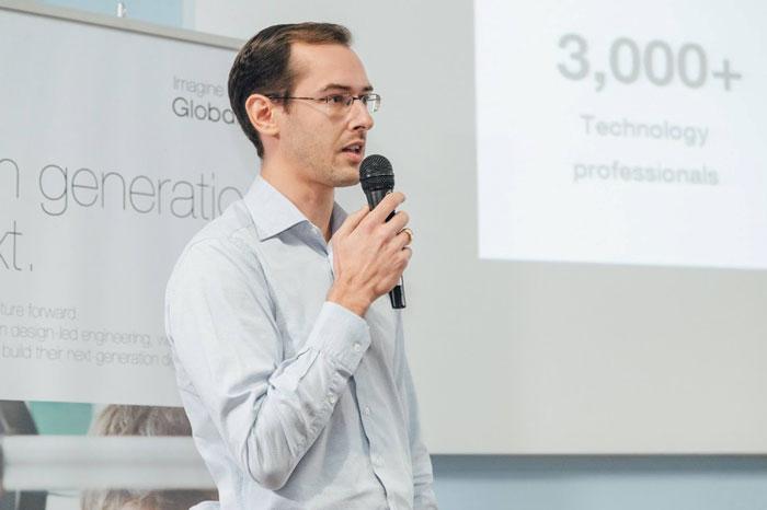 Виктор Матусов, директор по инжинирингу и лидер MS-направления в GlobalLogic