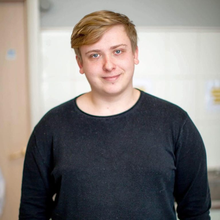 Владислав Малащенко, основатель Good Bread From Good People