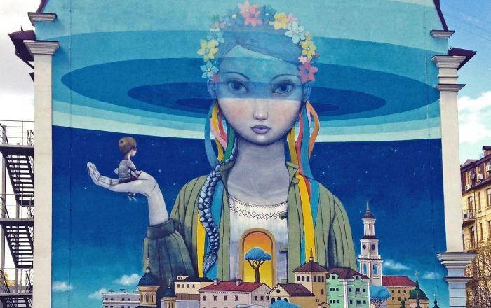 Из техно в технологию: украинская творческая революция