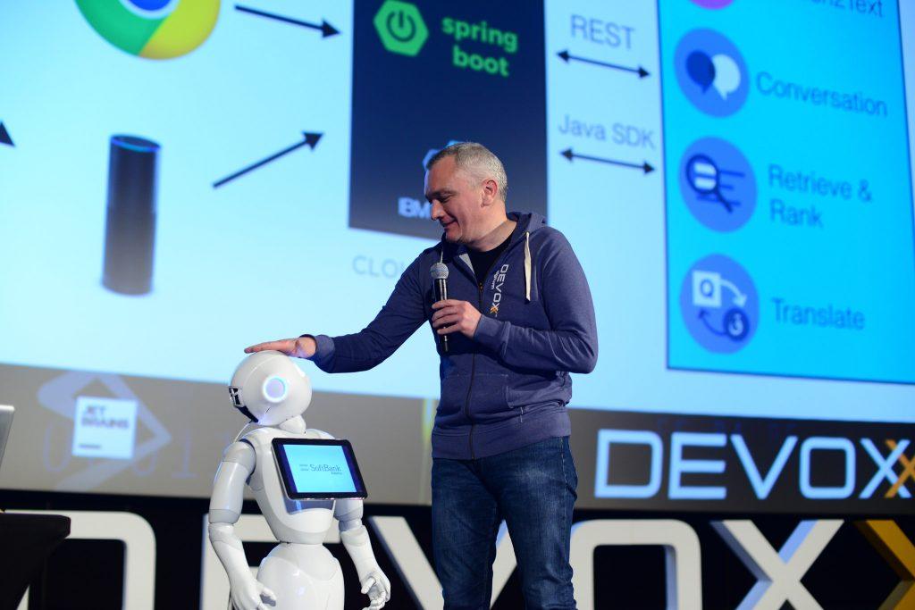 Конференции Devoxx напоминают вечеринки для друзей