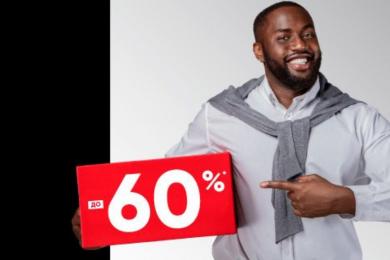В «Ельдорадо» використали темношкірого чоловіка для реклами «Чорного листопаду». Думки щодо расизму розділилися