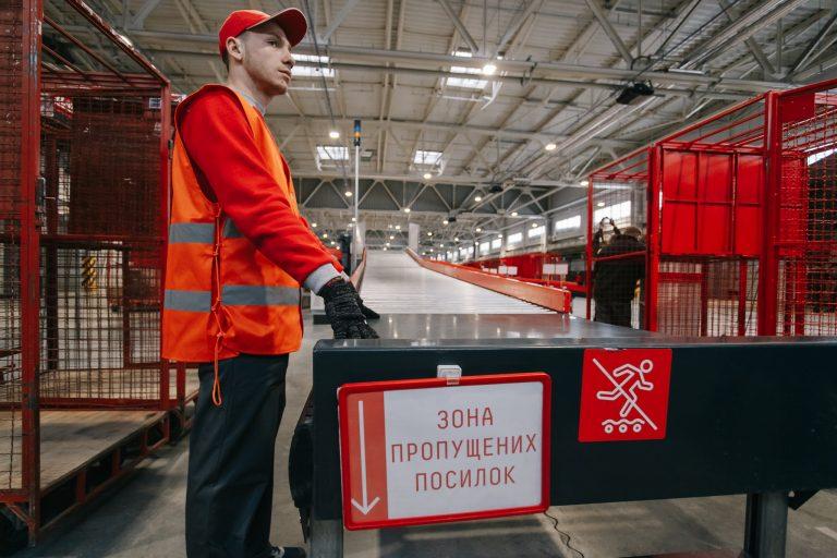 Київський інноваційний термінал Нової пошти