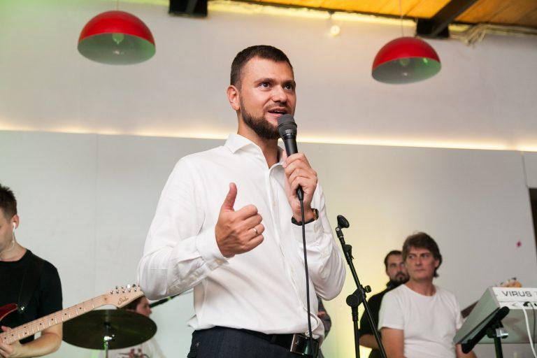 Кирилл Соляр, основатель агентства Solar Digital