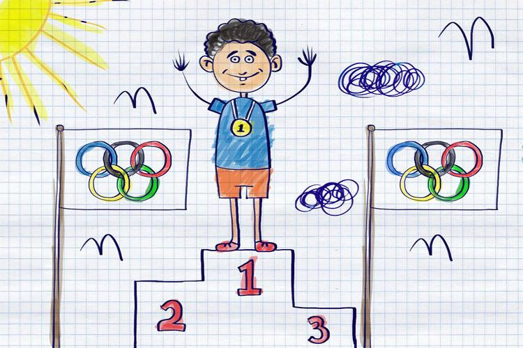 Детская мечта Владислава. Иллюстрация Александра Шатова