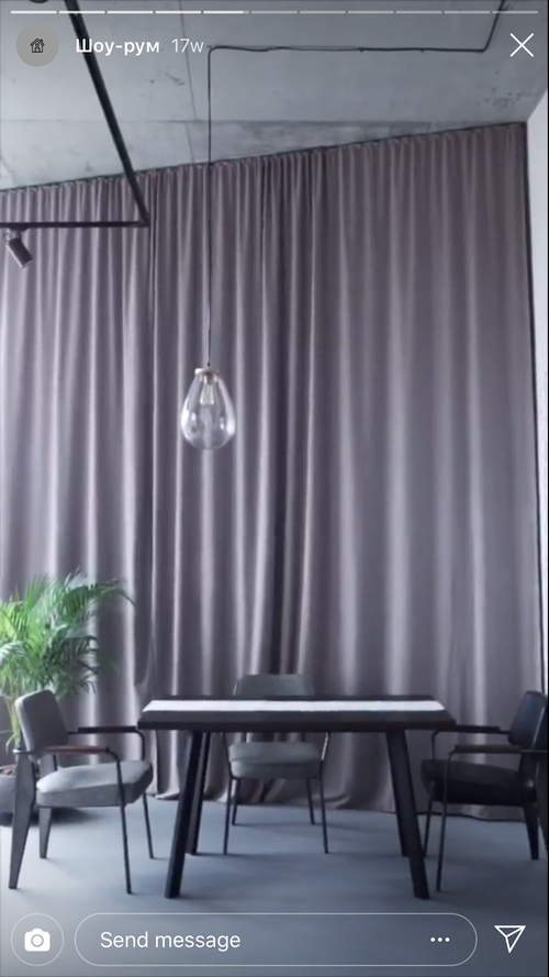 Скриншоты видео из шоу-рума