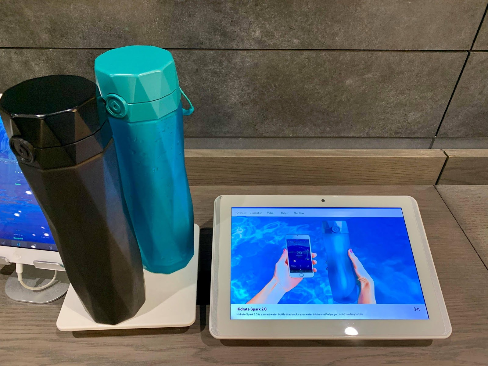 Смарт-пляшка Hidrate Spark 2.0