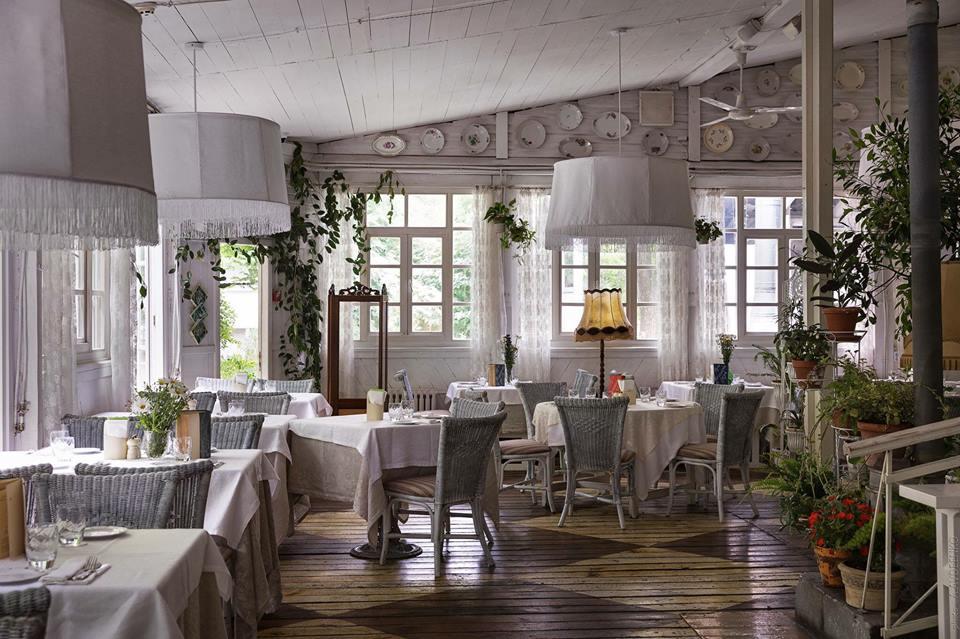Ресторан Дача
