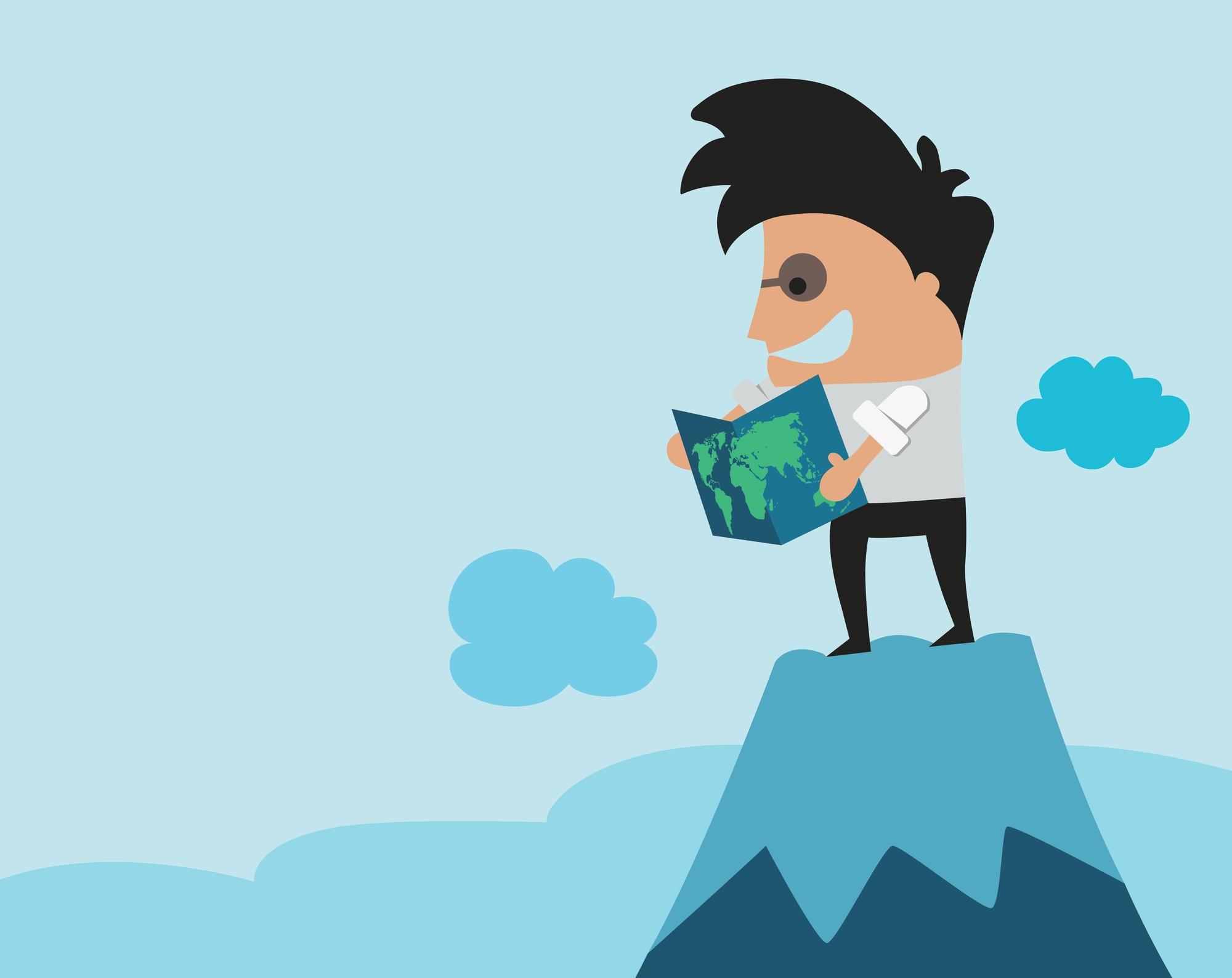 Вы хотите сделать бизнес международным. В какой стране лучше открывать первый филиал