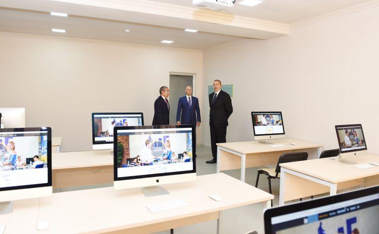 Филиал академии в Баку