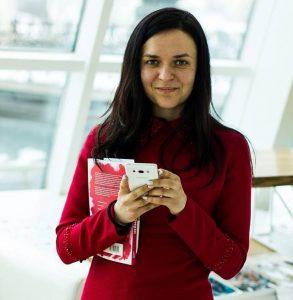Татьяна Харчева