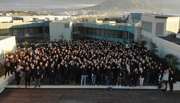 Удаленные работники «GitLab» приехали с разных концов земного шара, чтобы встретиться в Южно-Африканской Республике