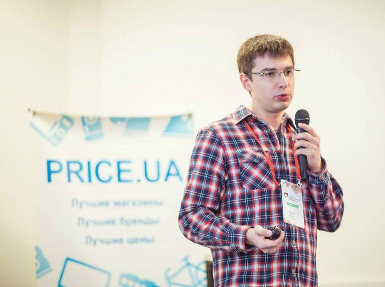 Шахин Мусаев, сооснователь Pampik. Фото: Facebook-страница «Битрикс24»