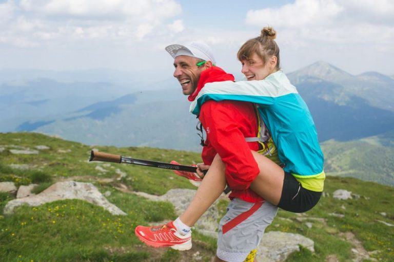 Алексей Прокопенко с женой