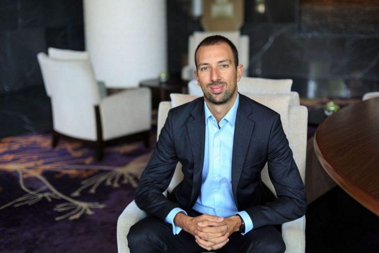 Директор Viber по развитию бизнеса в СНГ, Центрально-Восточной Европе, странах Ближнего Востока и Северной Африки Атанас Райков