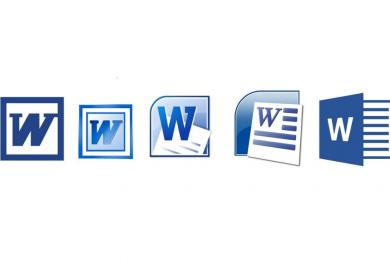 В Microsoft змінили логотипи Word, Excel та інших програм. Ось як вони мінялися останні 20 років