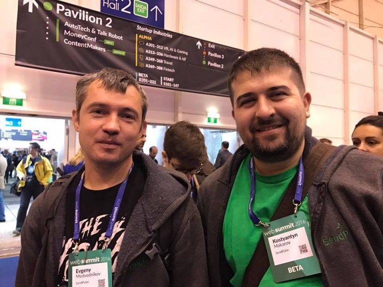 Константин Макаров и Евгений Медведников