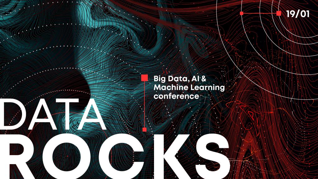 Data Rocks — big data, AI & machine learning conferencе